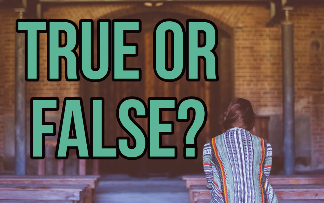This is How Christianity Began – True or False?