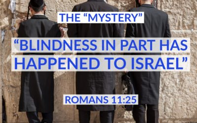 "The ""Mystery"" of Israel's Temporary Blinding"
