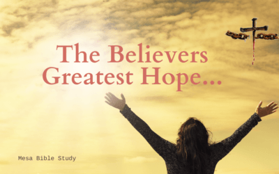 Our Greatest Hope